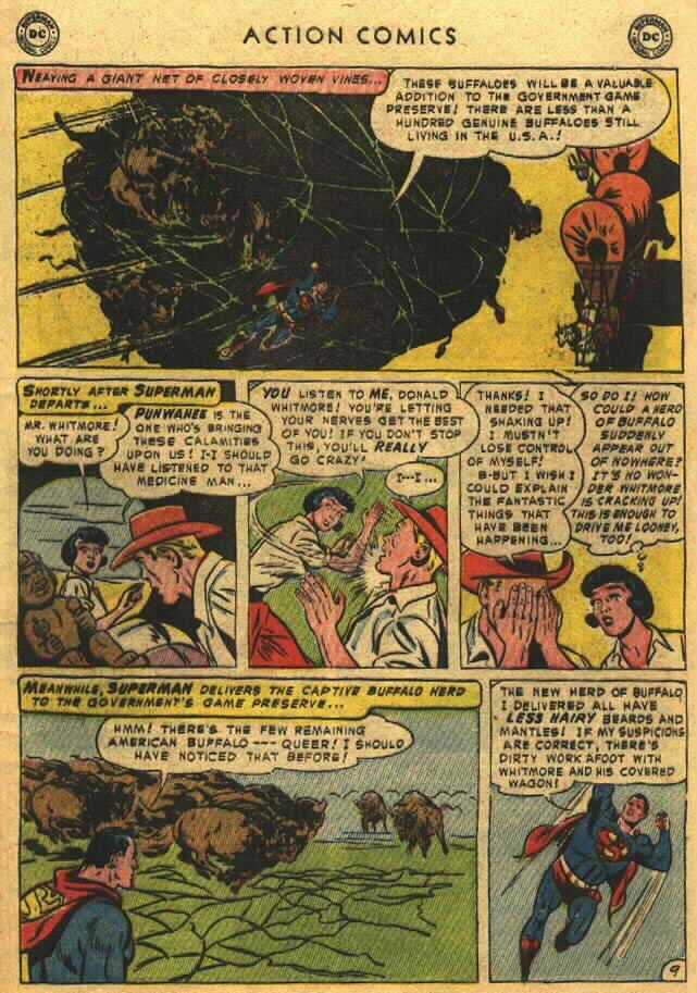 Read online Action Comics (1938) comic -  Issue #184 - 11
