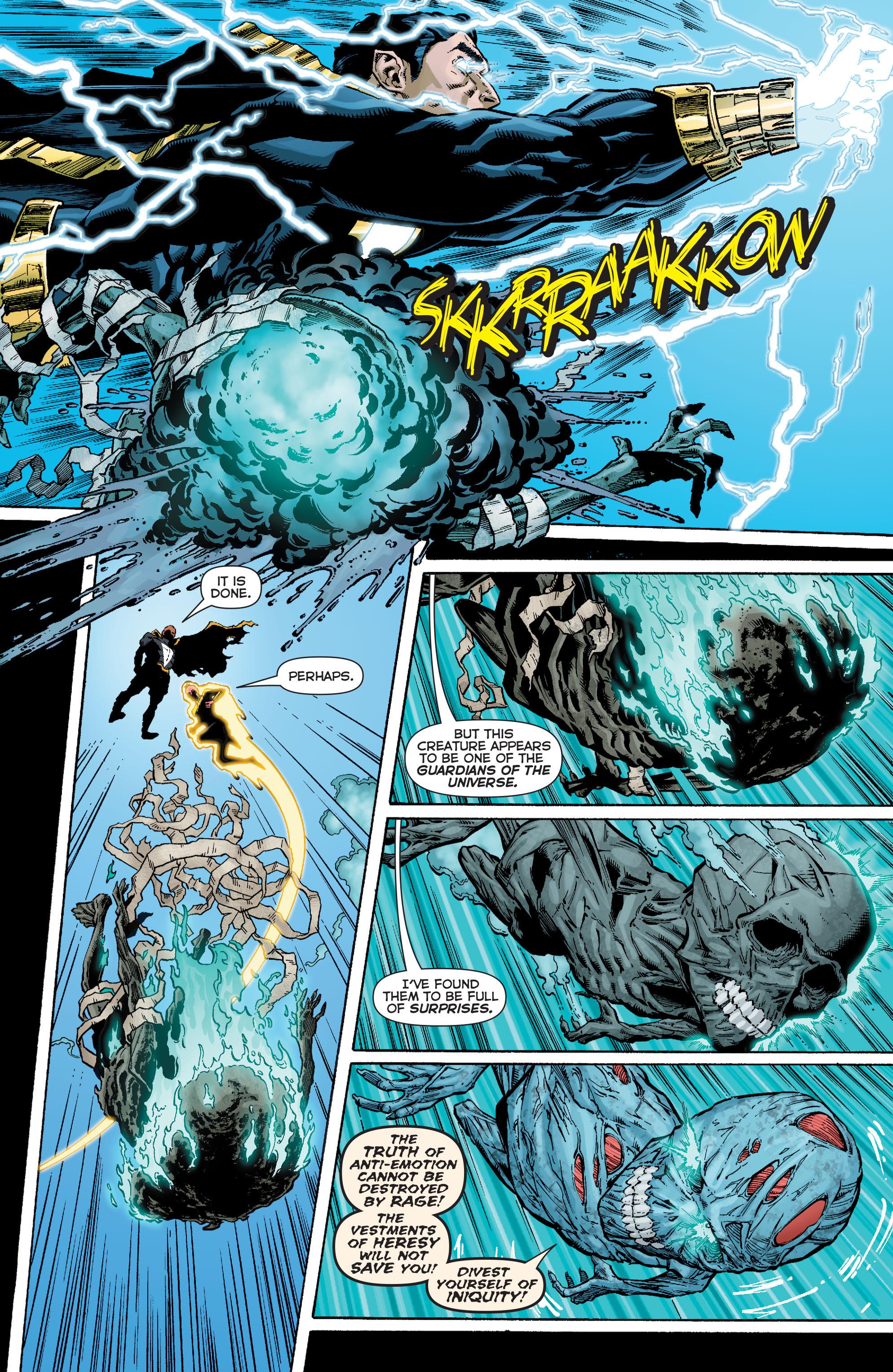 Read online Sinestro comic -  Issue #17 - 7