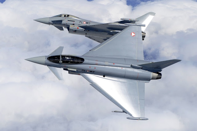 Austria plans to replace Eurofighter