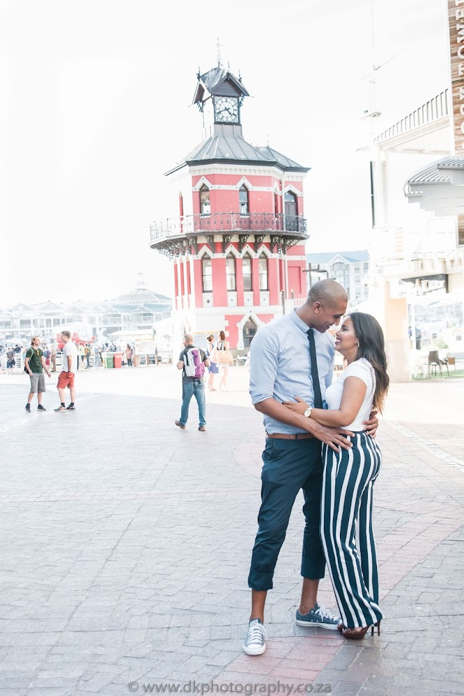 DK Photography CCD_4977 Preview ~ Charmion & Danhill's Engagement Shoot in Waterfront  Cape Town Wedding photographer