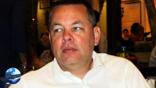 בילד: דער אמעריקאנער גלח ענדרו ברונסאן