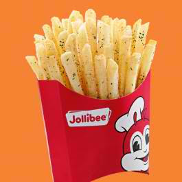 Jollibee Menu Jolly Crispy Fries Sour Cream