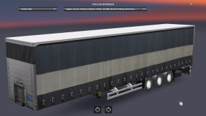 Schmitz trailer (replaces profi)