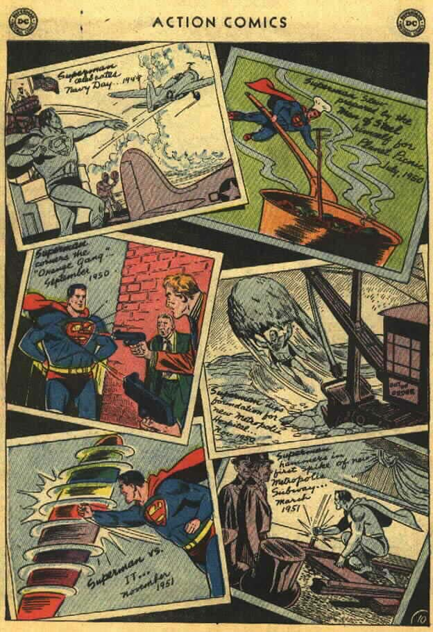Action Comics (1938) 185 Page 11