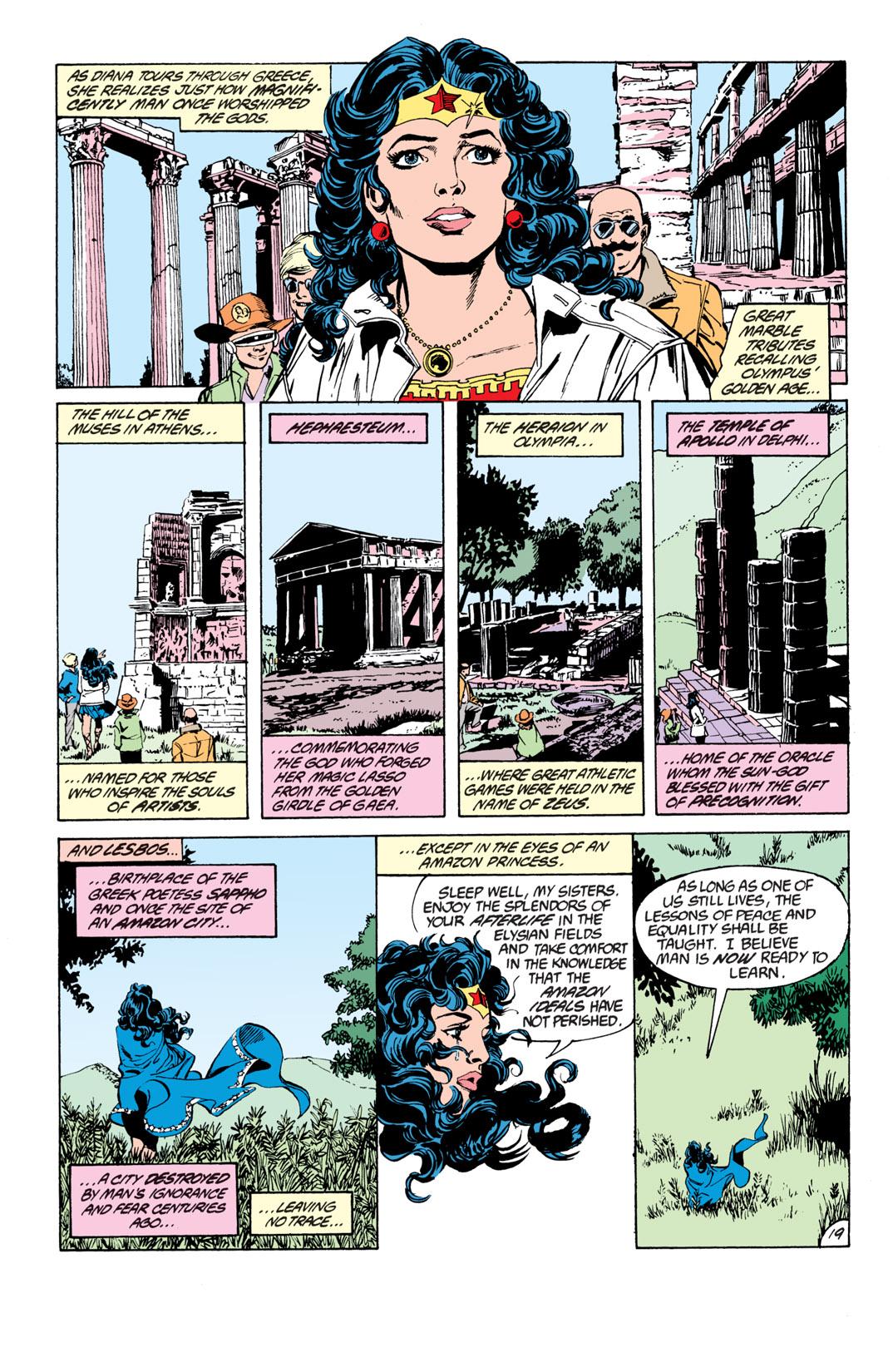 Read online Wonder Woman (1987) comic -  Issue #17 - 20