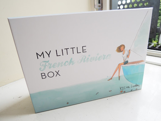 My Little French Riviera Box (June)