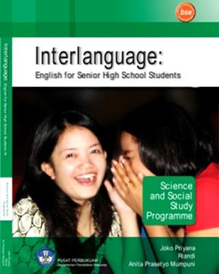 Download Materi Pembelajaran Bahasa Inggris (English) Tingkat SMA Terbaru Gratis