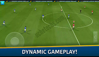 dream league soccer 2018 gameplay
