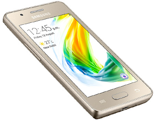 Cara Screenshot Samsung Z2 Tanpa Root