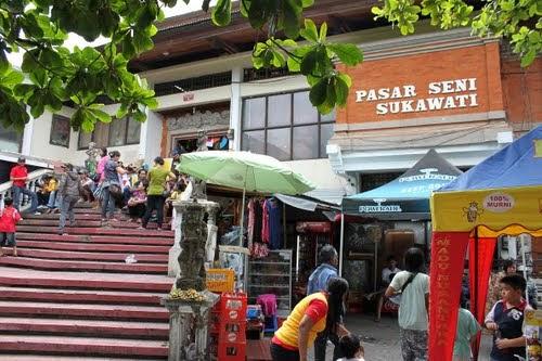 Tempat Souvenir di Bali