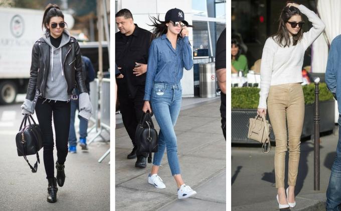 Kendall Jenner estilo