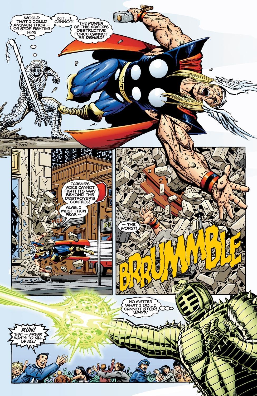 Thor (1998) Issue #37 #38 - English 9