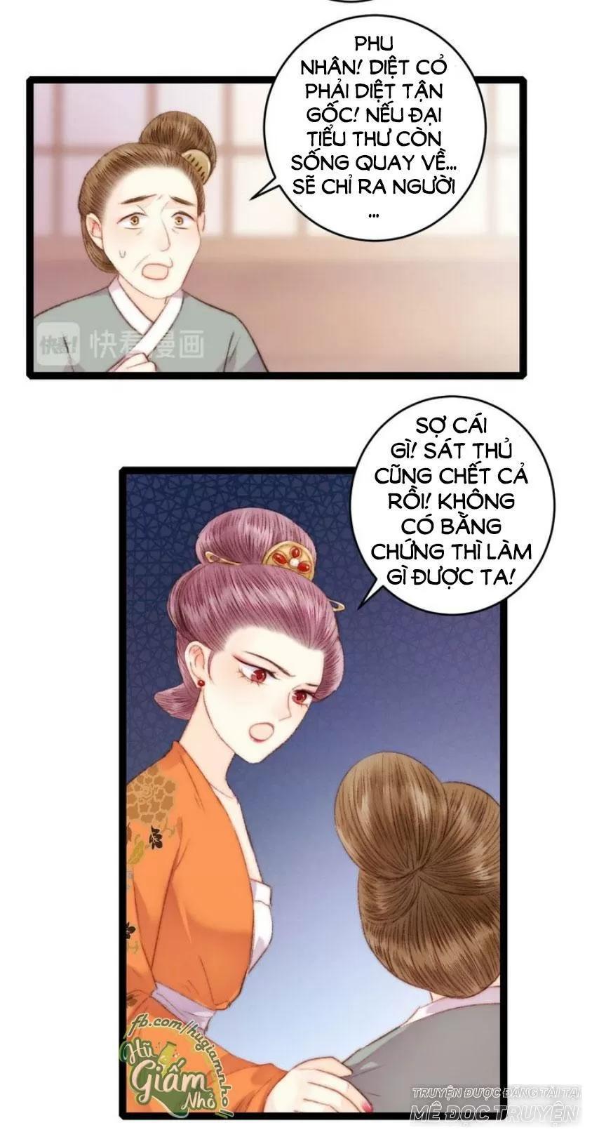 Nàng Phi Cửu Khanh - Thần Y Kiều Nữ chap 55 - Trang 10
