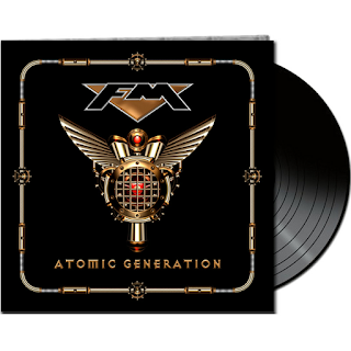 FM - new album - Atomic Generation - vinyl pre-order