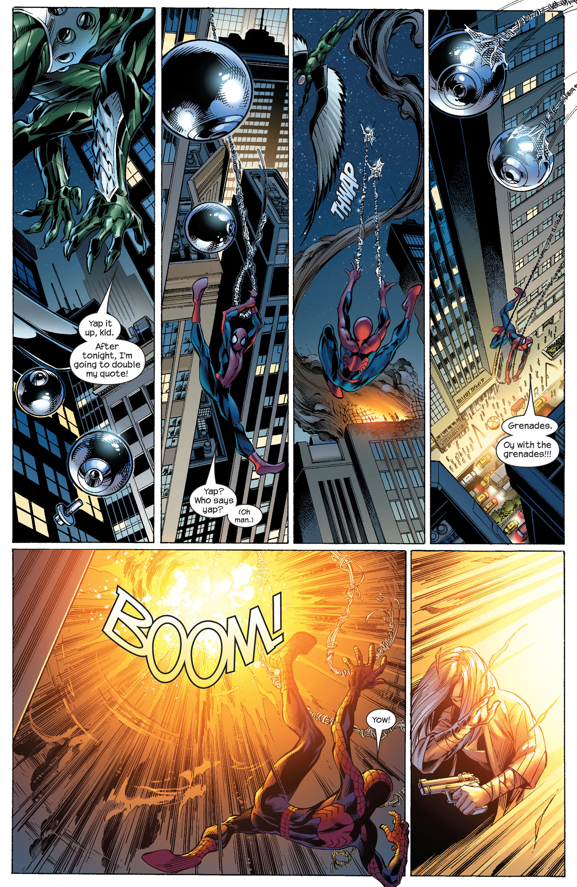 Read online Ultimate Spider-Man (2000) comic -  Issue #90 - 5
