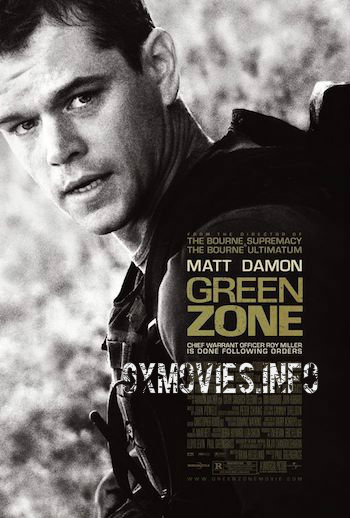 Green Zone 2010 Dual Audio Hindi 720p BluRay 900mb
