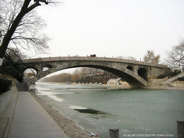 : The Anji Bridge in China has been used continuously for 1400 years