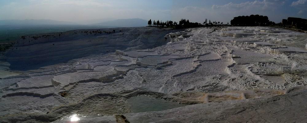 bassins Pamukkale