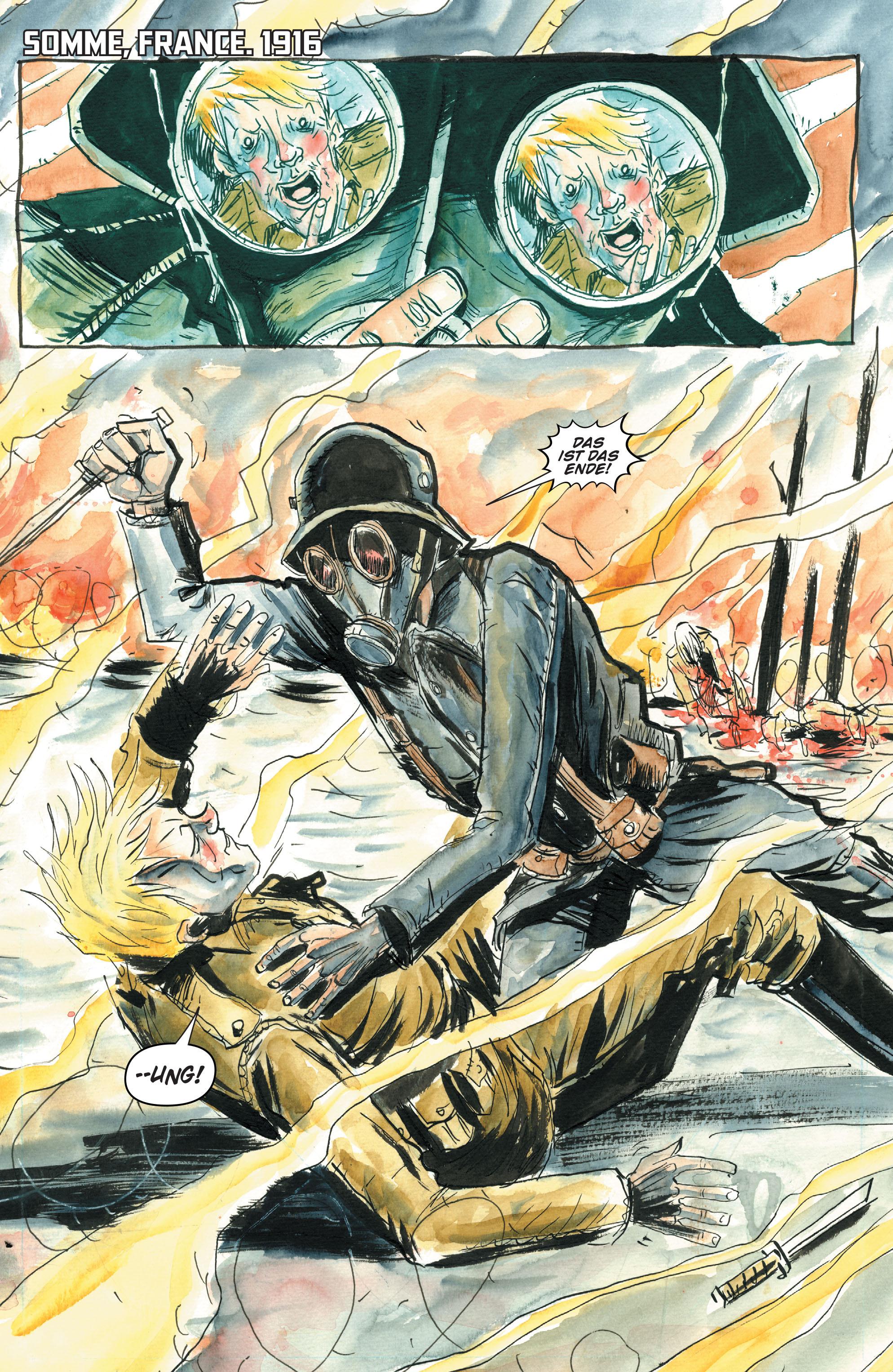 Read online Trillium comic -  Issue # TPB - 161