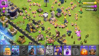 تحميل لعبة الحروب الرائعة Clash of Clans
