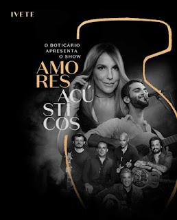 Promoção Boticário Amores Acústicos 2019