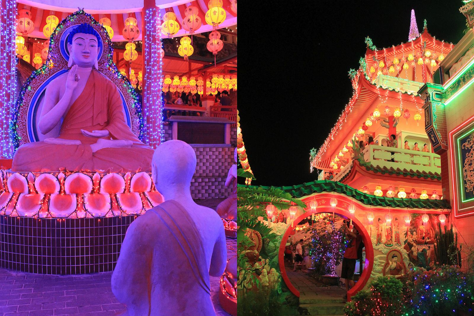 Le Nouvel An Chinois à Penang