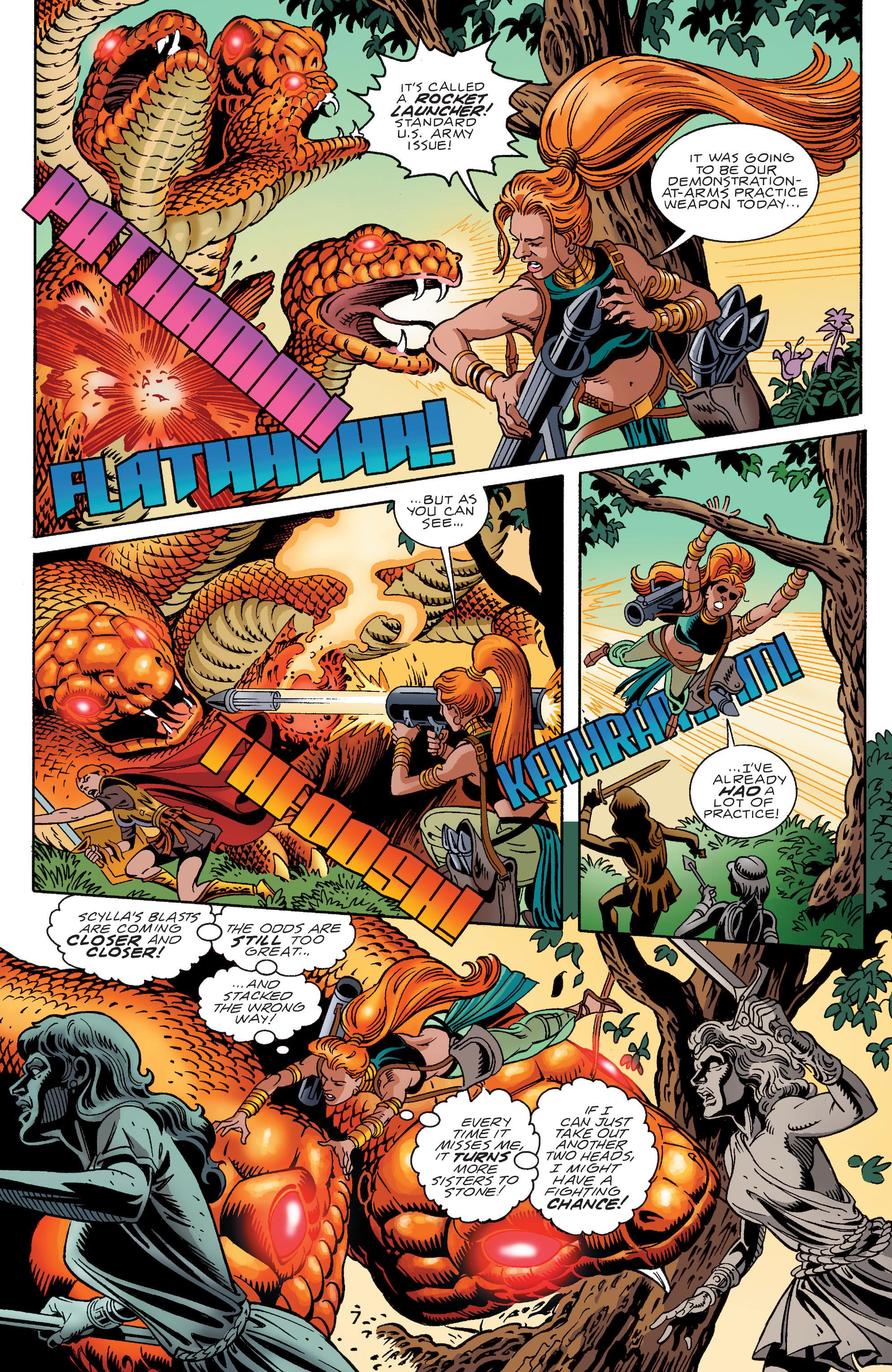 Read online Wonder Woman (1987) comic -  Issue #191 - 7