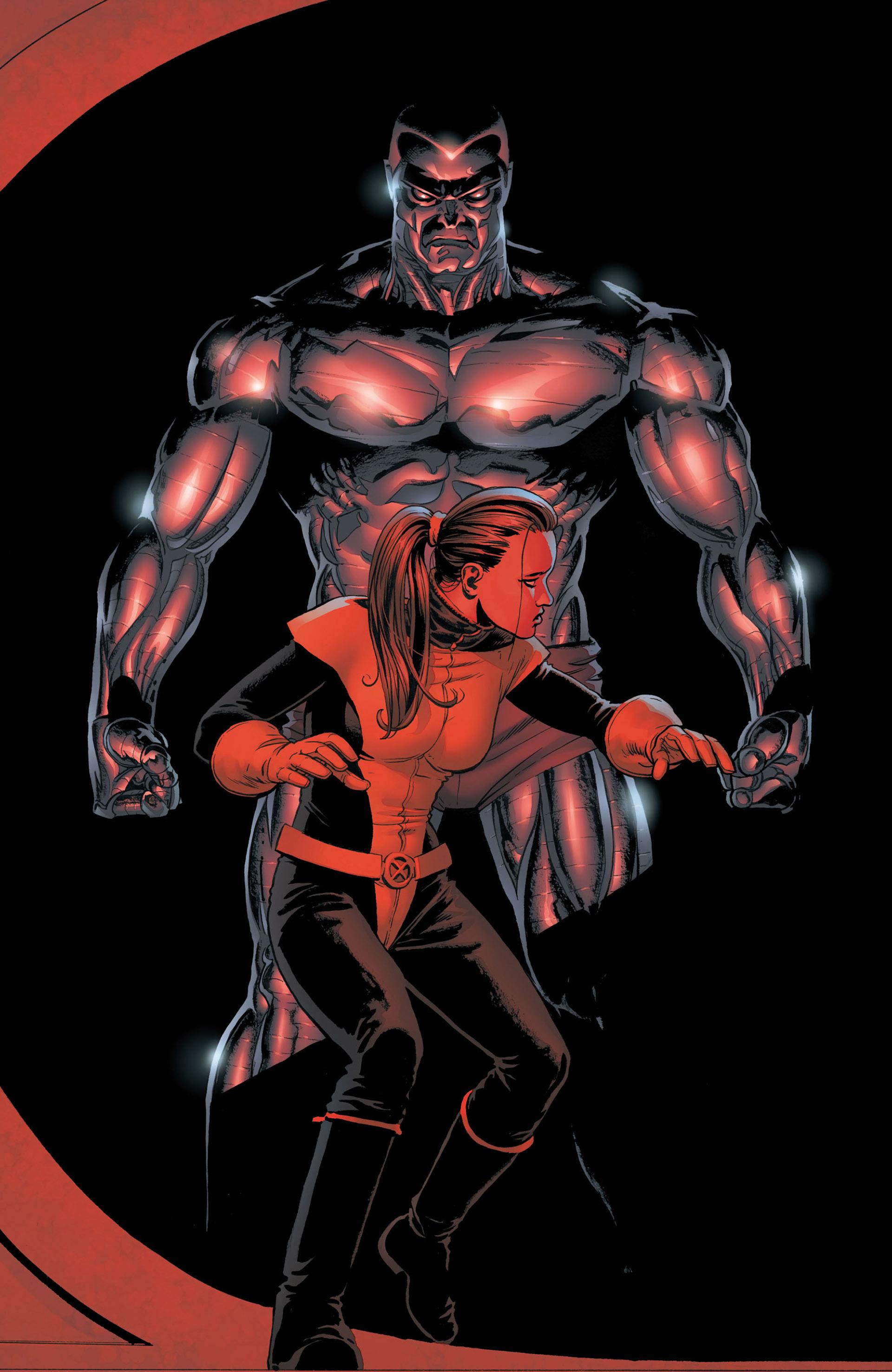 Read online Astonishing X-Men (2004) comic -  Issue #4 - 20