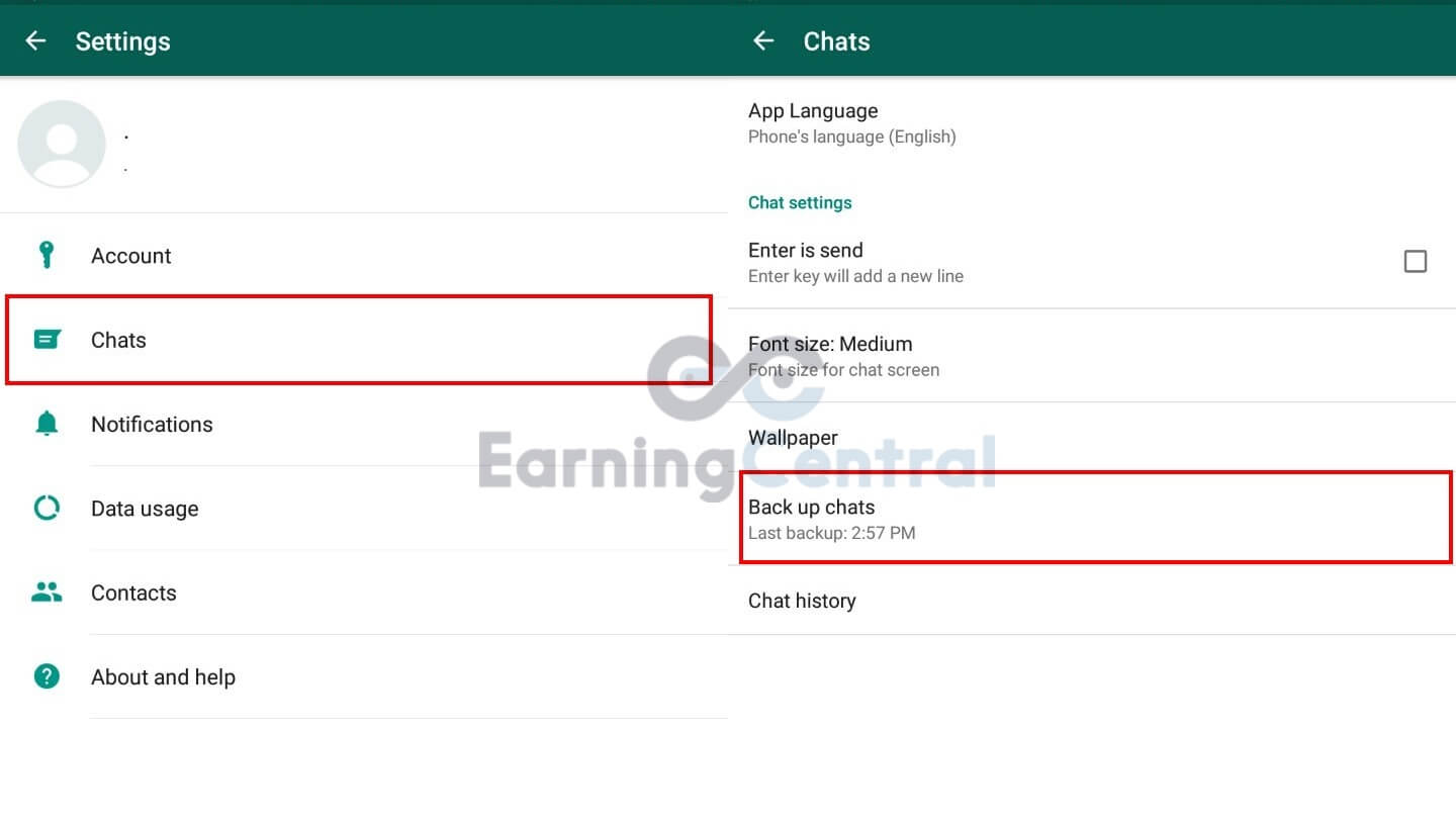 How To Install Gb Whatsapp And Restore Chats On Android Earning