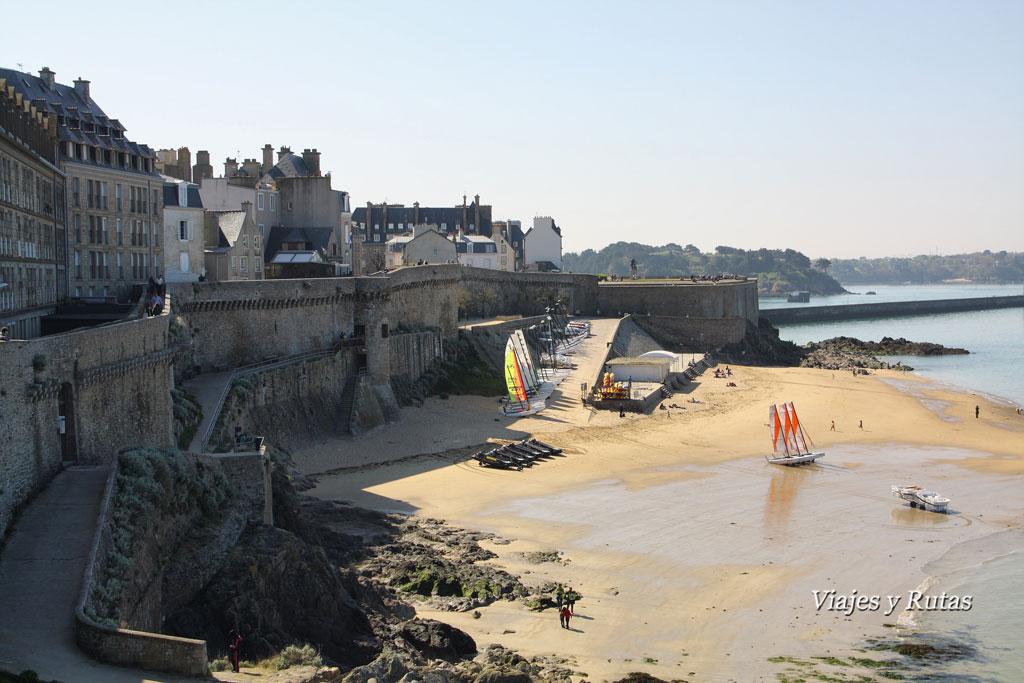 Saint Malo, Bretaña, Francia