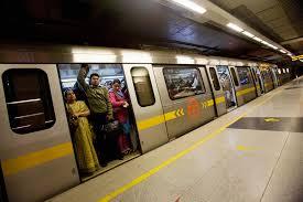 Free Wi-Fi Fun in Blue Line of Delhi Metro