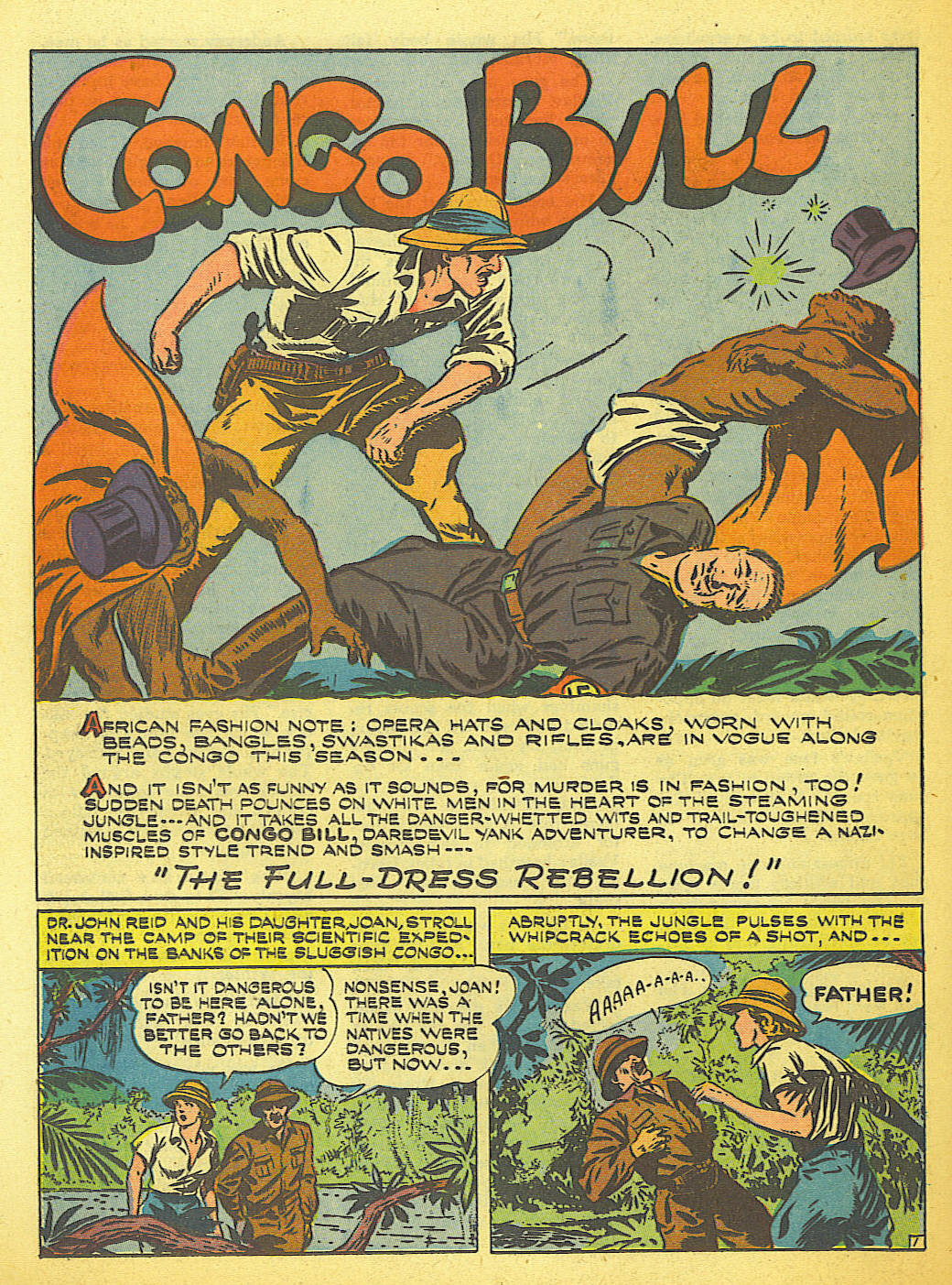 Read online Action Comics (1938) comic -  Issue #58 - 41