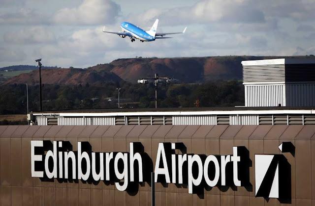 Edinburgh Airport - Aeropuerto de Edimburgo