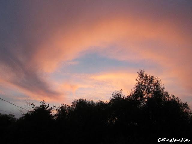 Apus de soare la Păltinoasa - pentru un panou radiant - blog FOTO-IDEEA