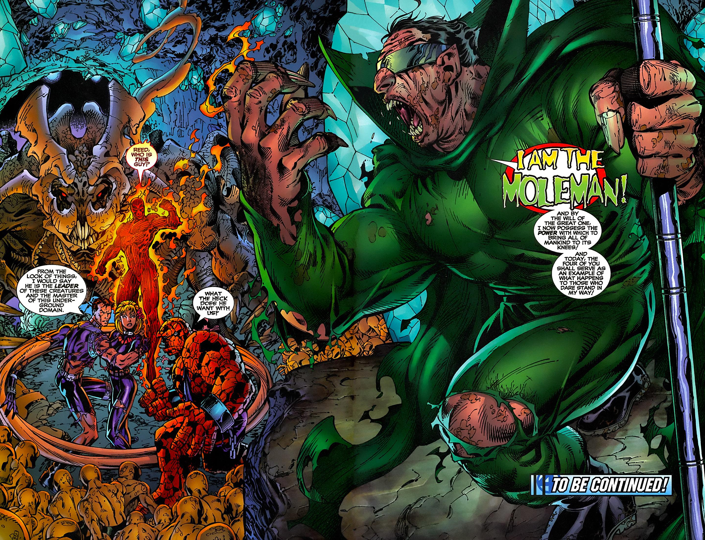 Fantastic Four (1996) 1 Page 40
