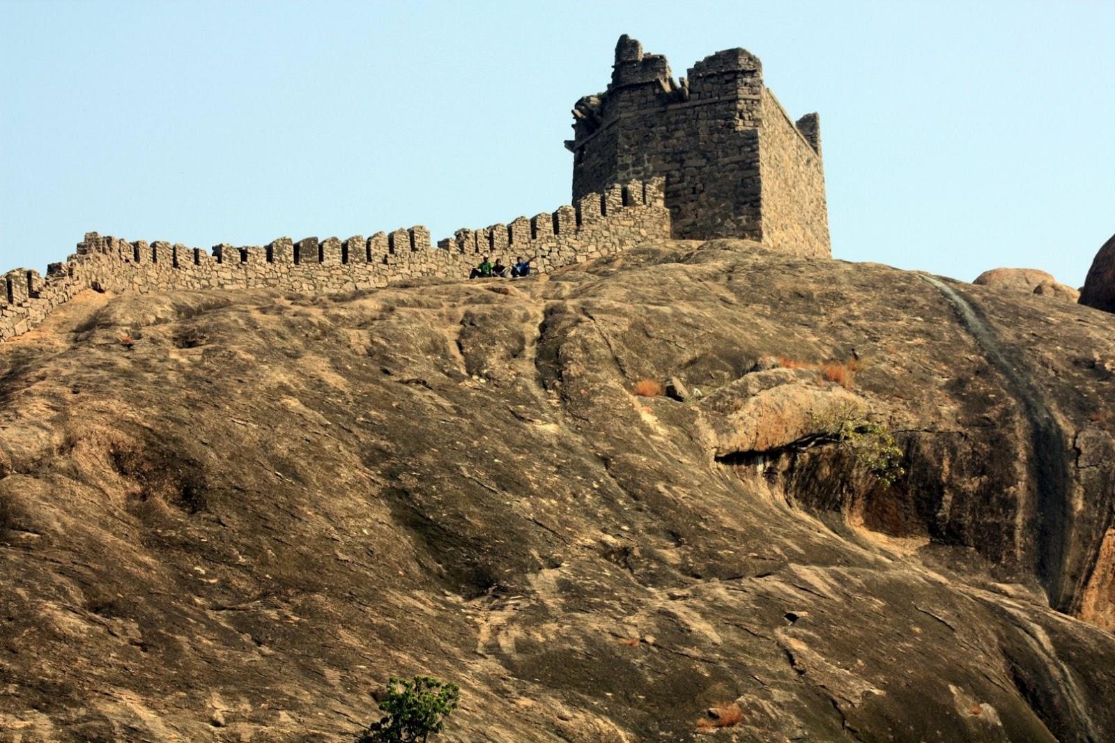 Image result for kondaveedu fort