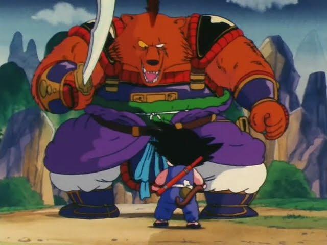 Dragon Ball Enciclopedia Zankoku Guma