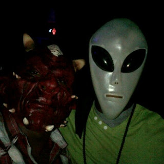Funny Pictures Of  Naija Halloween 3