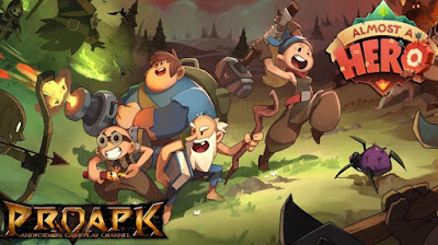 Almost a Hero Mod Apk Download (Unlimited Money)