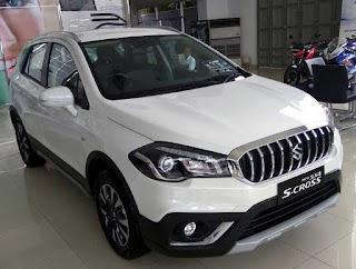 Suzuki S Cross Semarang Terbaru Makin Menggoda