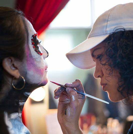 "Meet Professional Face/Body Painter ""Lily Ruiz"" from Phoenix, Arizona"