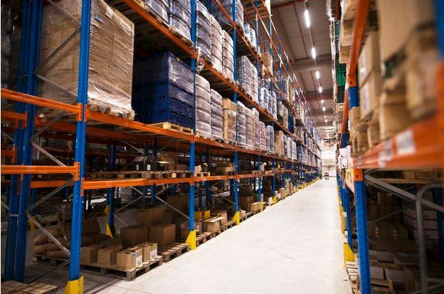 Optimization of Rearrangement of Goods at Warehouse