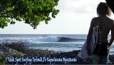 Surfing Kepulauan Mentawai