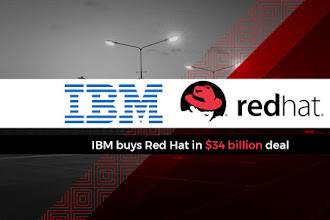 Biggest Deal: IBM Acquiring Red Hat for $34 USD