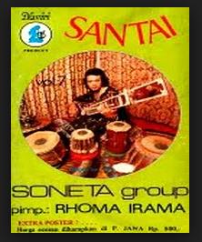 Koleksi Terbaik Lagu Rhoma Irama Album Santai Mp3 Full Rar Vol 7