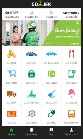 Cek Resi Gojek Jasa Ekspedisi Cargo Jakarta Nct