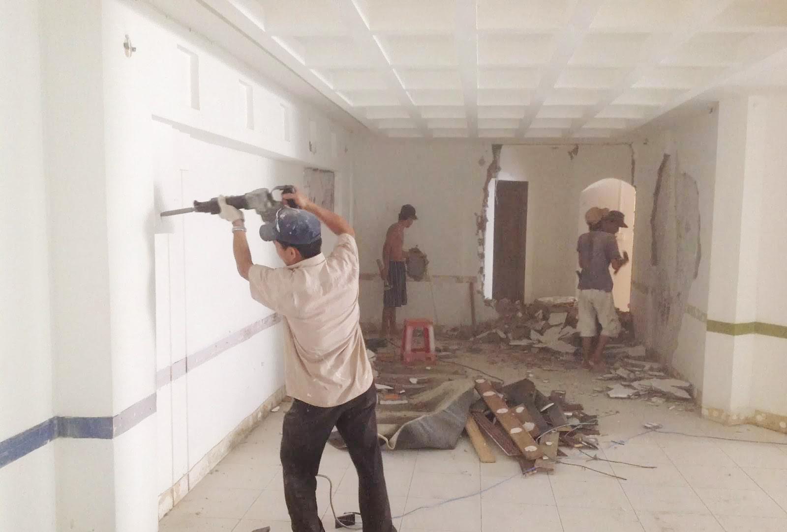 Chia sẻ kinh nghiệm khi sửa chữa căn hộ chung cư