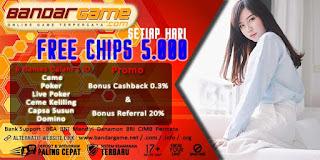 Free Chips Situs Agen Judi Live Poker Online