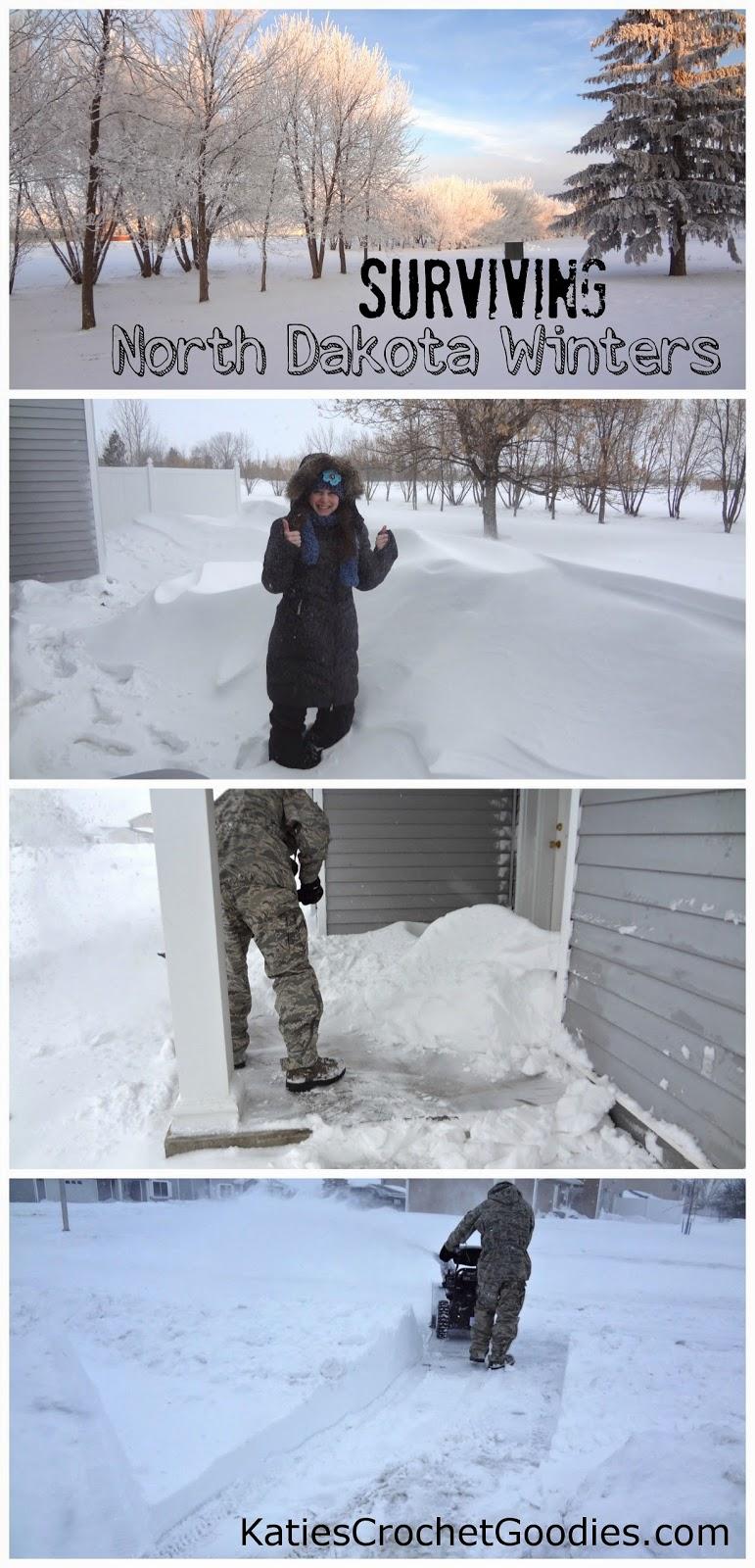 How to Survive North Dakota Winters