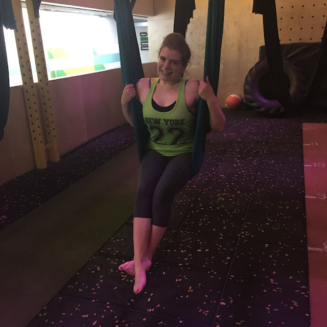 gymbox aerial yoga review
